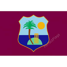 West Indies Flag Indian National