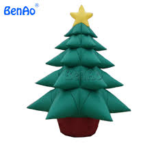 Christmas Tree Stand 10ft by Online Get Cheap Large Inflatable Christmas Tree Aliexpress Com
