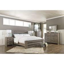 Huey Vineyard Queen Sleigh Bed by Bedroom Sets Midha Furniture Gallery