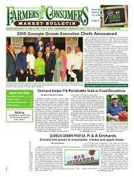 Pumpkin Patch Augusta Ga 2015 by March 4 2015 Market Bulletin By Georgia Market Bulletin Issuu