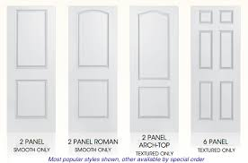 Moulded Hollow Core Doors from Masonite or JELD WEN I Elite Trimworks
