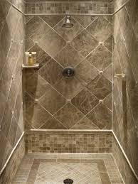 steinfliesen können in der dusche fantastisch aussehen