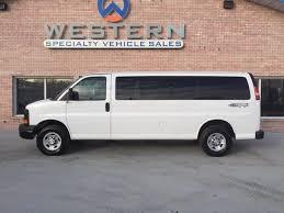 2014 Chevrolet Express LS Standard Passenger Van 3 Door