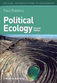 Political Ecology A Critical Introduction 2nd Edition