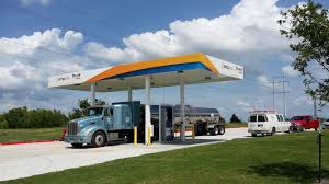 100 Trillium Trucking Amp Opens CNG Stations In Texas Fleet Owner