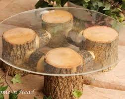 Great Idea For A Cake Stand