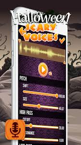 Halloween Scary Voice Changer by Halloween Scary Voices On The App Store