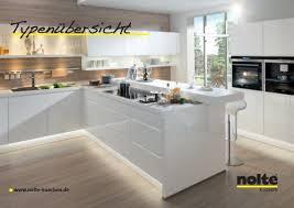 typenübersicht nolte küchen