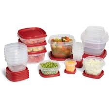 Christmas Tree Storage Containers Canada by Rubbermaid Easy Find Lids Food Storage Container 40 Piece Set