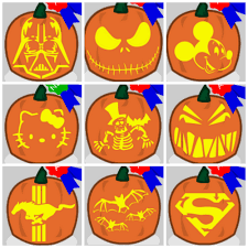 Sulley Monsters Inc Pumpkin Stencils by Hundreds Of Free Pumpkin Stencils Searching 4 Savings