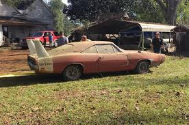 Barn Find! 1969 Dodge Daytona Charger Discovered In Alabama! - Hot ... This Countach Barn Find Will Make You Drool Car Journalism Barn Car Collection Youtube 40 Stunning Cars Discovered In Ultimate Cadian Driving Forza Horizon 3 Finds Visual Guide Vg247 Mini Clubman 2015 Biggest Yet Keeps Doors Adds Side Rare Cars Discovered French To Be Auctioned Photos Image Just A Guy 26 Pre1960 Pulled Out Of A Denmark Barnfind On Show Birmingham Motoring Research Find 200 Vintage From Old Chevy Dealer Up For Auction Garage Memories Barns Page 21 The Mustang Source Ford Forums