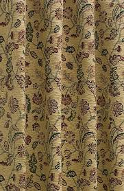 Jacobean Floral Curtain Fabric by Wessex Chintz Curtain Fabric