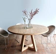 cuisine originale en bois table a manger vintage bois la plus originale table de cuisine ronde