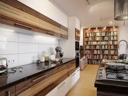photo de cuisine design crédence cuisine plus de 50 idées pour un intérieur contemporain