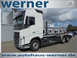 100 Werner Trucks For Sale Hook Lift Truck VOLVO FH 460 6x2 Meiller Rk 2070 Globe IParkCool Truck1 ID 4003257