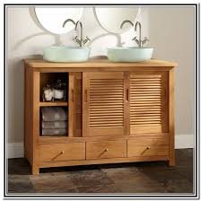 48 Inch Double Sink Vanity Canada by 48 Double Sink Vanity Canada Home Design Ideas