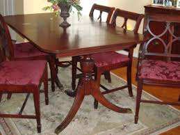 Furniture The Real Vs Reproduction Wood Dining Room Tables Solid Sets Made In Usa