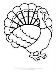 Happy Turkey Day Coloring Page From Crayola Thanksgiving