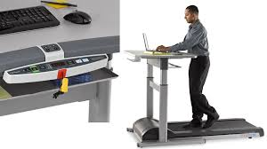 Lifespan Treadmill Desk Gray Tr1200 Dt5 by Fo Tr1200 Smartdesks Treadmill Tables And Desks