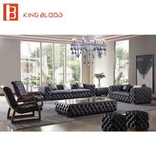 100 Modern Sofa For Living Room US 59680 Italian Living Room Sofas Tufted Genuine Leather Sofain Chairs From Furniture On AliExpress