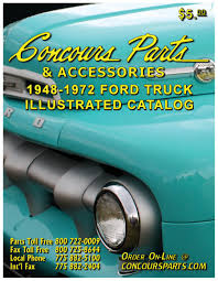 1948-1972 Ford Truck Parts 2014 By Concours Parts 1979 Ford F 150 Truck Wiring Explore Schematic Diagram Tractorpartscatalog Dennis Carpenter Restoration Parts 2600 Elegant Oem Steering Wheel Discounted All Manuals At Books4carscom Distributor Wire Data 1964 Ford F100 V8 Pick Up Truck Classic American 197379 Master And Accessory Catalog 1500 Raptor Is Live Page 33 F150 Forum Directory Index Trucks1962 Online 1963 63 Manual 100 250 350 Pickup Diesel Obsolete Ford Lmc Ozdereinfo
