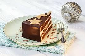 schoko vanillecreme torte