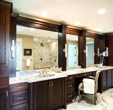 lighted bathroom wall mirror large a decorative cheap mirrors
