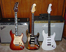 Stevie Ray Vaughans Musical Instruments