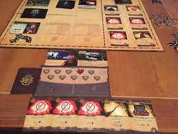 The Second Time We Played Game One Beat Before Hogwarts Deck Ran Out Beating Almost Seemed Too Easy To Once Were