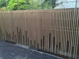 mur de separation exterieur habillage mur interieur en bois habillage de mur ns bois