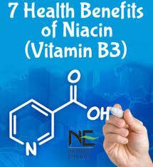 7 Benefits of Vitamin B3 Niacin