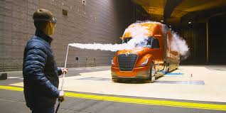 100 Aerodynamic Semi Truck Navistars Prototype Catalist Takes The