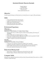 Examples Of Qualifications To Put On A Resume Also Example Resumes