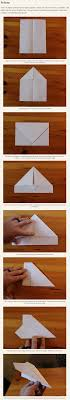 3 Easy Paper Airplanes