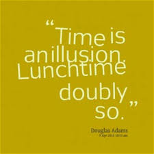 Good Lunch Time Quotes