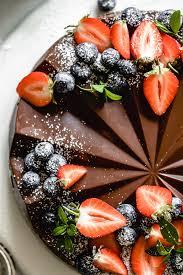 schoko haselnuss kuchen i glutenfrei