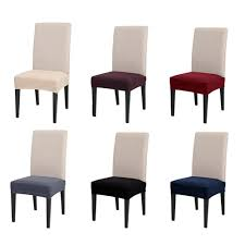 FlyUpward Knitted Dining Chair Cover, Thick And Washable Comfort, Living  Room Banquet Party Wedding High Chair Cover Chair Covers And Sashes Pink Tie Online White Arch Lycra Chair Cover Purchase Lycra 170gsm Easyslip Modern Plain Color Cover Stretch Elastic Waterproof Spandex Slipcovers Office Generic Fantynes Universal Ding Room Wikipedia 1 Your Budget For Your Wedding Day Weddings In Wales At 2pcs 4060cm Seat Covering Wedding Party Brown Of Lansing Doves In Flight Decorating Celebrations Party Spot Venue Chapel