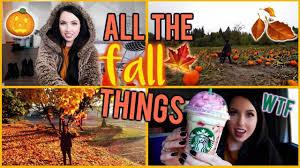 Seattle Pumpkin Patch by Vlog Fall In Seattle Zombie Starbucks Week 1 Of Accutane