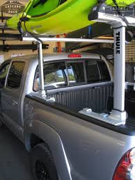 Thule Truck Bed Rack - 2014 Toyota Tacoma | Cascade Rack - Bend ... Top Rack And Tonneau Cover Combos Factory Outlet How To Properly Secure A Kayak To Roof Youtube Pvc Kayak Truck Rack 1 Photos The Current Set Up Braoviccom 46 Fancy Pickup Truck Racks Autostrach Diy Box Carrier Birch Tree Farms Pictures Homemade Wooden For Ftempo Pvc Boat Lovequilts Over The Cab Diy For Bed Imagine Holder Cap World Fishing