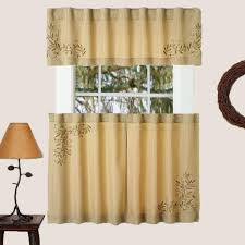 Window Art Tier Curtains And Valances by Scroll Leaf Kitchen U0026 Tier Curtains Chf Industries Curtainshop Com