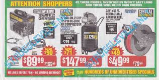Wood Floor Nailer Harbor Freight by Harbor Freight Black Friday Ad 2017 Struggleville