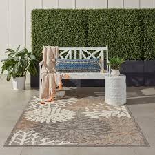 teppich aloha nourison rechteckig höhe 6 mm in und outdoor geeignet wohnzimmer kaufen otto