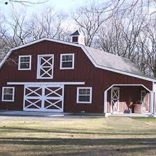 Gambrel Roof Pole Barn Home Floor Plans Colin Timberlake Designs