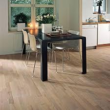 Kahrs Engineered Flooring Canada by Kahrs 22mm Oak Mix 3 Strip White Matt Engineered Flooring 30