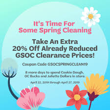 It Is Time For Some Spring Cleaning Take... - Girl Scouts Of ... Girl Scouts On Twitter Enjoy 15 Off Your Purchase At The Freebies For Cub Scouts Xlink Bt Coupon Code Pennzoil Bothell Scout Camp Official Online Store Promo Code Rldm October 2018 Mr Tire Coupons Of Greater Chicago And Northwest Indiana Uniform Scout Cookies Thc Vape Pen Kit Or Refill Cartridge Hybrid Nils Stucki Makingfriendscom Patches Dgeinabag Kits Kids