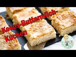 kokos buttermilch kuchen mit dem thermomix und dem flachen bäker