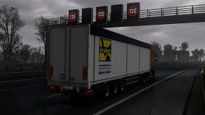 Project Next-Gen Graphics Mod V1.3-mod Euro Truck Simulator 2 Mod ...