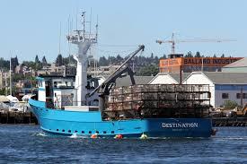 Deadliest Catch Boat Sinks Destination by Alaskan Fishing Vessel Sinks