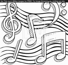 Coloring PagesMusic Note Pages Music
