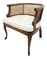 Vintage Mid-Century Cane Side Barrel Back Chair 51 Wicker And Rattan Chairs To Add Warmth Comfort Any 1960s Vintage Drexel Caned Barrel Back A Pair For Soldpair Of High Barrel Back Caned Reading Chairs Antique Teak Posts Facebook Tortuga Low Chair Of Mid Century Cane Club By Mcguire Ding Room Toboggan Arm Mcgm130c Set Six Danish Leather Kofodlarsen Style Midcentury Side Claude